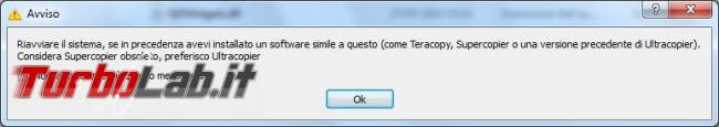 Ultracopier migliora gestione copia file Windows