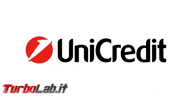 UniCredit: rubati dati 3 milioni italiani