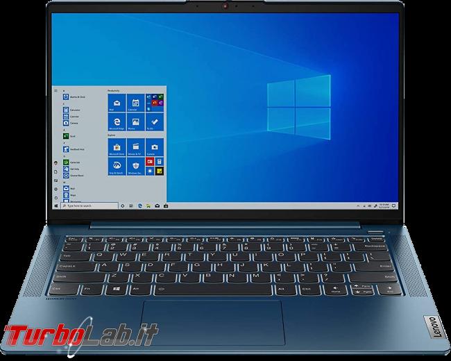 [Upd: esaurito] Black Friday: ottimo notebook Lenovo IdeaPad 5 è super-offerta Amazon