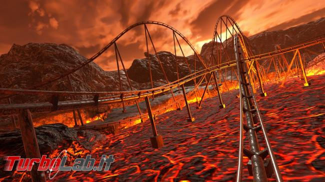 Vale pena comprare Oculus Quest 2? 5+ cose sapere realtà virtuale (VR) - Epic Roller Coasters