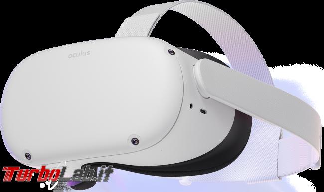 Vale pena comprare Oculus Quest 2? 5+ cose sapere realtà virtuale (VR) - oculus quest 2 side