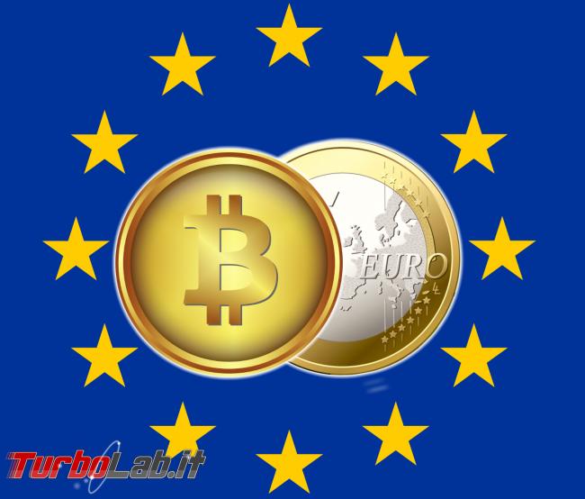 Valore Bitcoin aggiornato app ricevere notifiche/avvisi variazione prezzo smartphone Android - bitcoin euro spotlight new
