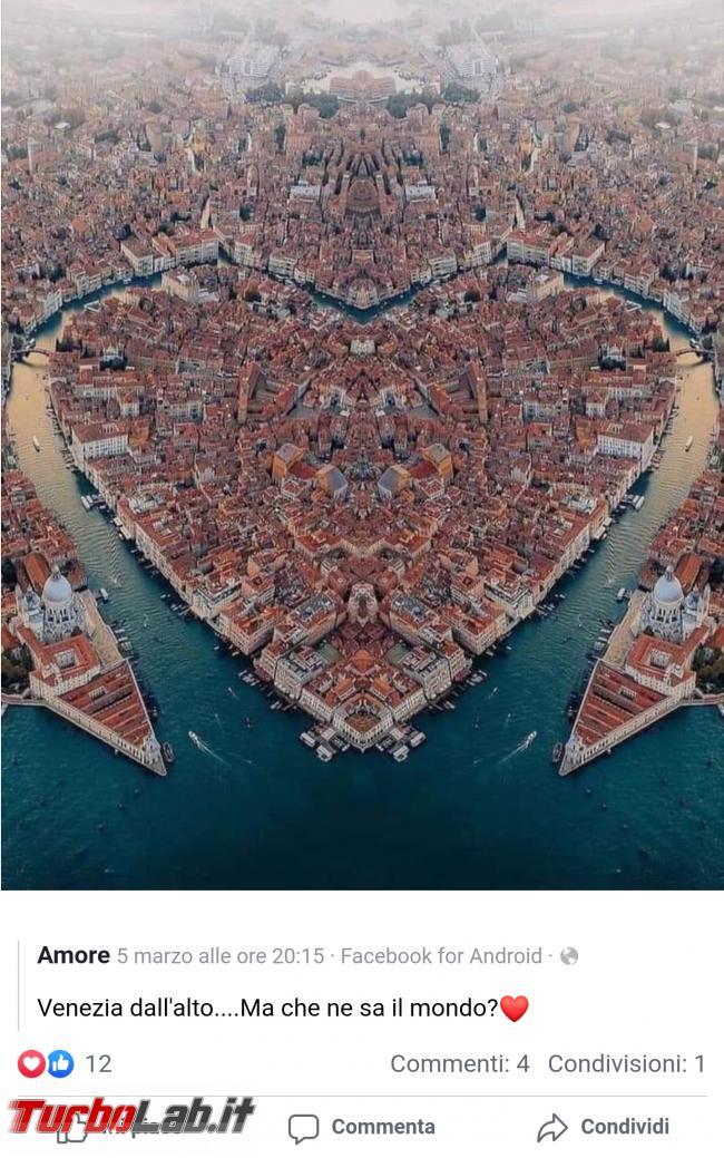 Venezia alto forma cuore: c'è chi ci crede! - Screenshot_20210415-121155
