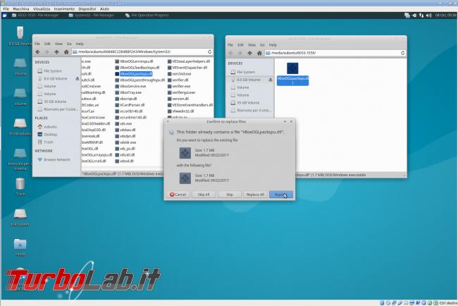 """VirtualBox: risolvere errore """"Attributi estesi non coerenti"""", impossibile installare applicazioni"""