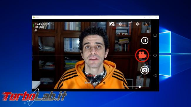 Webcam contro smartphone: quale è migliore YouTube? (video-confronto)