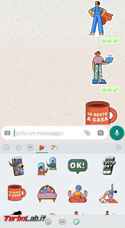 WhatsApp nuovi sticker coronavirus - FrShot_1588218209