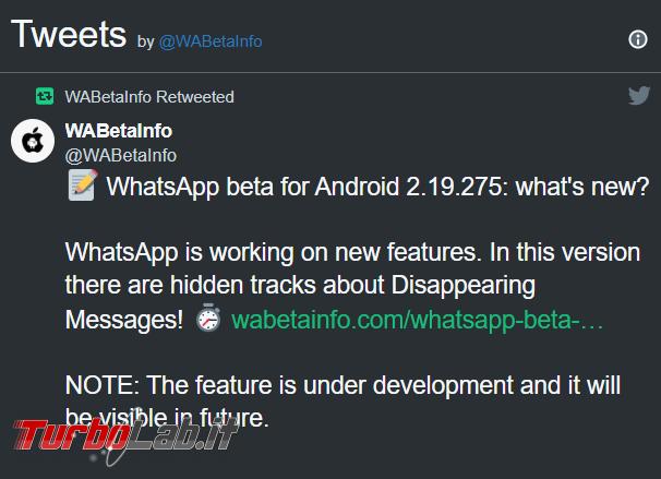 WhatsApp: questo messaggio si autodistruggerà 3, 2, 1.... - FrShot_1569949943