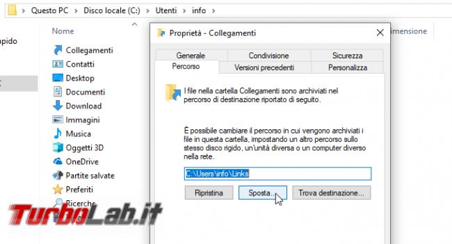Windows 10 1809 non cancella più cartella Documenti: upgrade automatico riprende