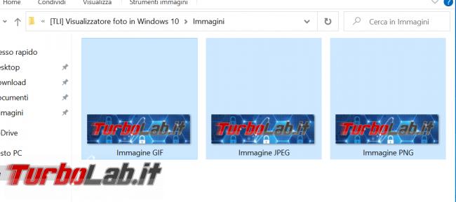 Windows 10: come attivare/installare Visualizzatore foto Windows 7/Windows 8 sostituire app Foto (ripristinare Visualizzatore immagini) - zShotVM_1591130342