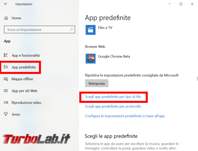 Windows 10: come impostare Adobe Reader (Acrobat) come lettore PDF predefinito - FrShot_1572777579