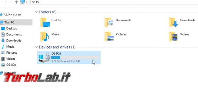 Windows 10 Home, Crittografia dispositivo: come attivare/disattivare crittografia automatica disco, come funziona - windows 10 crittografia dispositivo