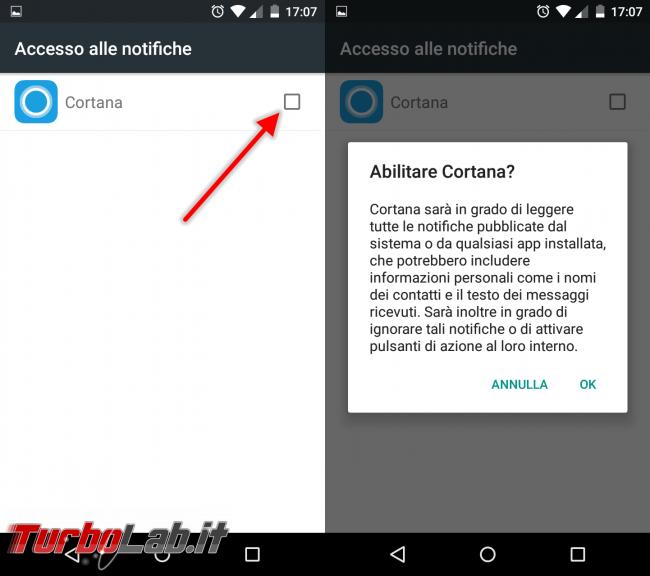Windows 10 incontra Android: guida definitiva sfruttare insieme PC smartphone - localizzarlo farlo squillare remoto, sincronizzare notifiche, inviare SMS creare promemoria condivisi - android cortana accesso alle notifiche