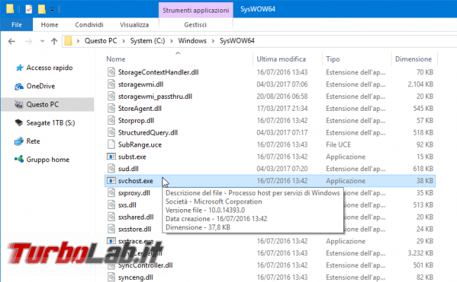 Windows 10 svchost.exe: cos'è, perché ci sono decine processi attivi? Guida: come ridurre numero processi svchost.exe Windows 10