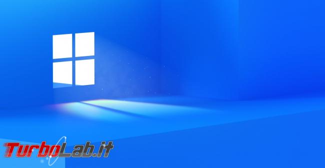 Windows 11, annuncio ufficiale. upgrade Windows 10 sarà gratuito - evento windows 11