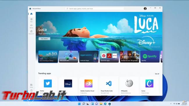 Windows 11, annuncio ufficiale. upgrade Windows 10 sarà gratuito - Screenshot from 2021-06-24 17-34-00