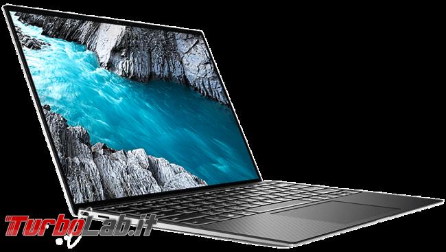 Windows 11, FAQ italiano - risposte veloci domande frequenti - Dell XPS 13 9300 (2020)