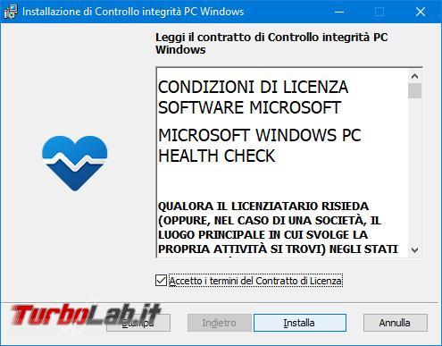 Windows 11, requisiti minimi sistema, CPU, memoria RAM, disco - come controllare se PC è compatibile (app ufficiale) - screen_xps_1624553066