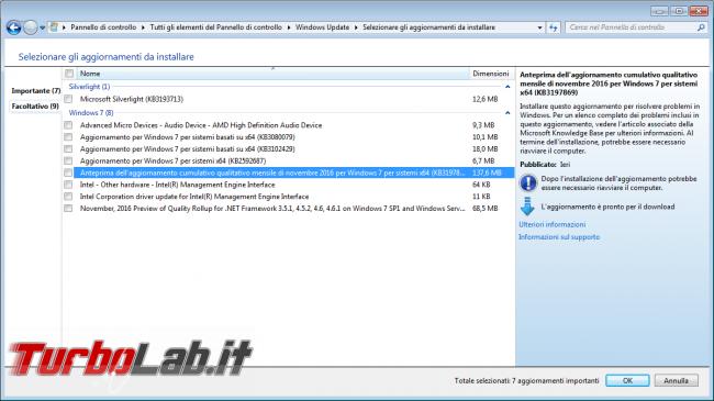 Windows 7, fine supporto: cosa significa? Devo abbandonare Windows 7? (video-spiegazione)