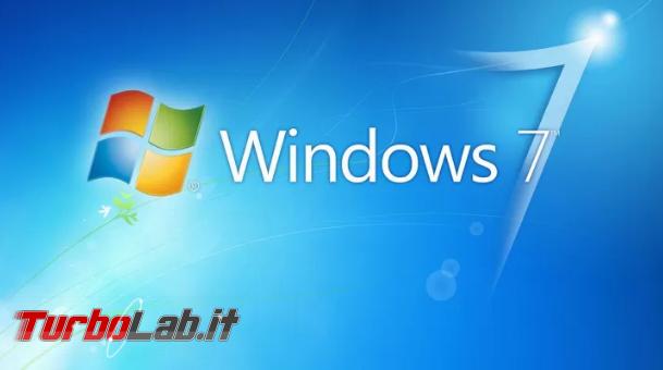 Windows 7 rimane popolare, nonostante imminente fine supporto - Annotazione 2019-05-03 170741