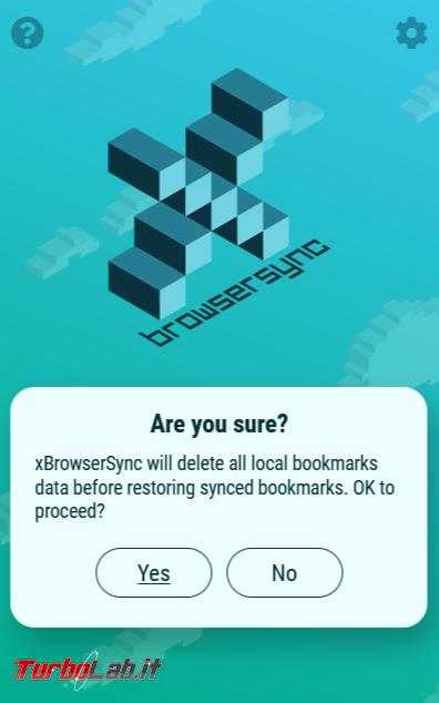 xBrowserSync sincronizza preferiti diversi browser dispositivi senza bisogno account