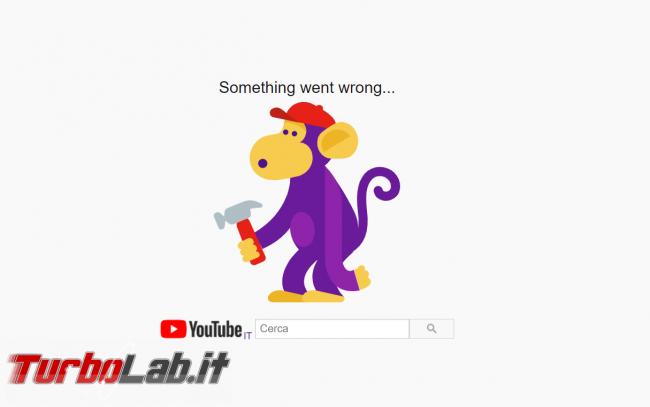 YouTube non funziona: segnalazioni non finire - FrShot_1607947591