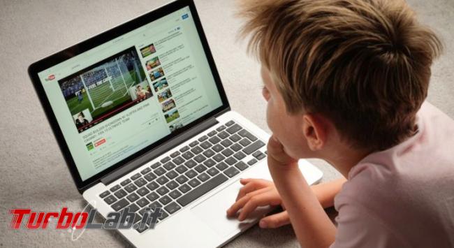 YouTube pagherà 170 milioni dollari aver violato privacy bambini - Annotazione 2019-07-23 075809