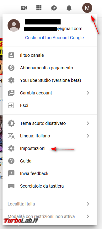 YouTube: tieni sotto controllo privacy - 2019-06-17_090954