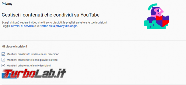 YouTube: tieni sotto controllo privacy - 2019-06-17_091212